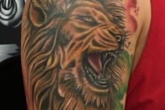 Greg Laguna is a tattoo artist at 619 Ink, San Diego, CA